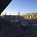 Kokemäen liikekeskus. Kuva: Tuomas Kuhalainen