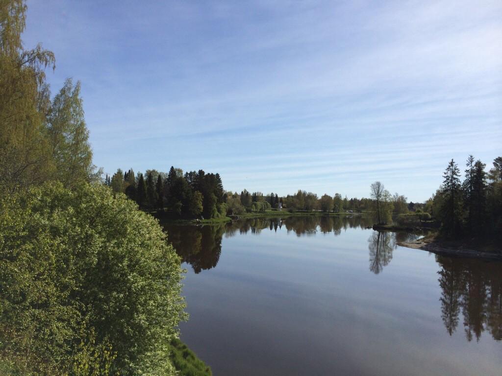 Kokemäenjoki. Kuva: Tuomas Kuhalainen