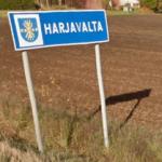 Harjavallan ja Kokemäen raja.