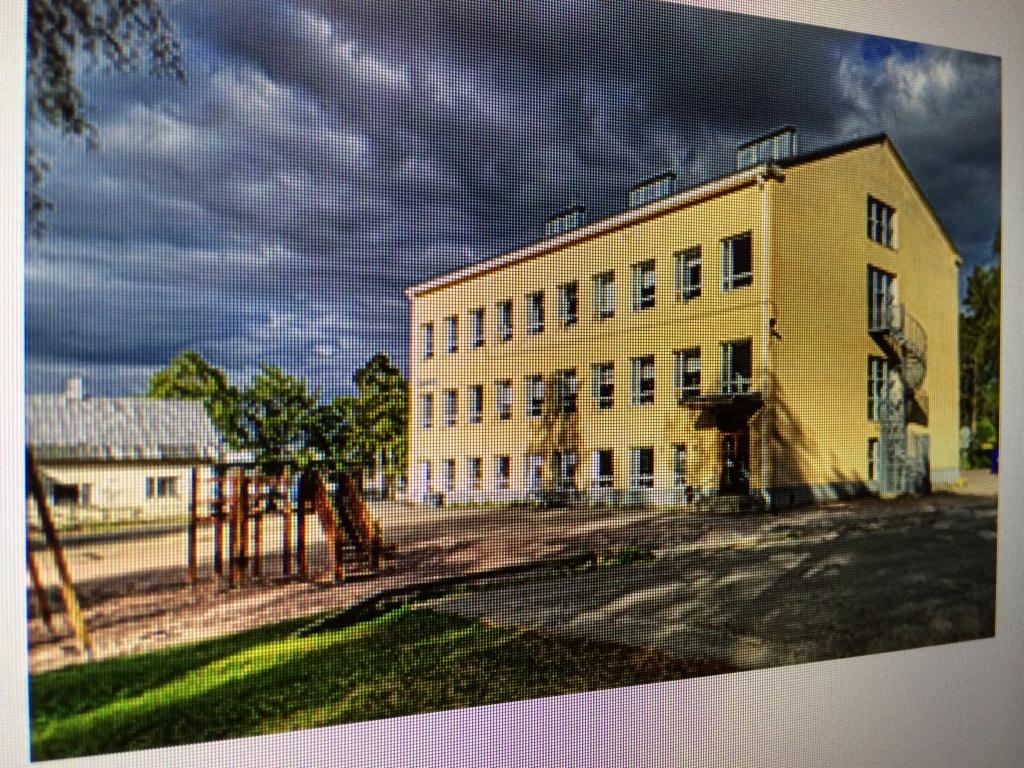 Peipohjan koulu