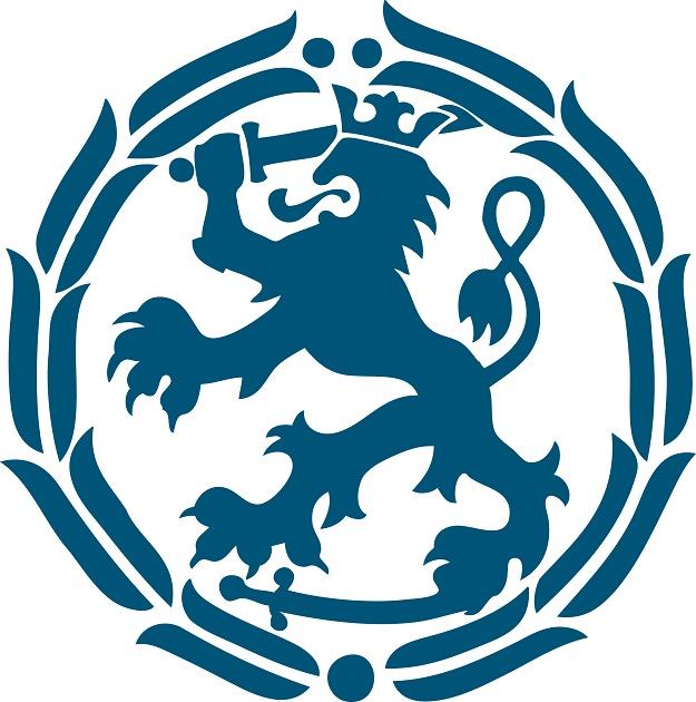 Kokoomuksen logo. Kuva: Kokoomus